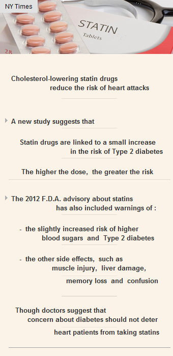 Can Statins Cause Diabetes?